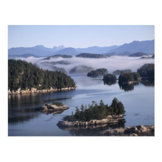 Canada, British Columbia, Johnstone Straight Postcard