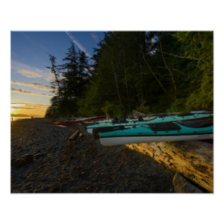Canada, British Columbia, Vancouver Island, 2 Poster