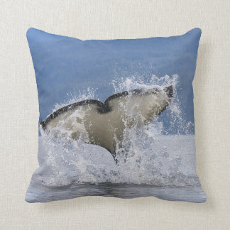 Canada British Columbia Vancouver Island Throw Pillow