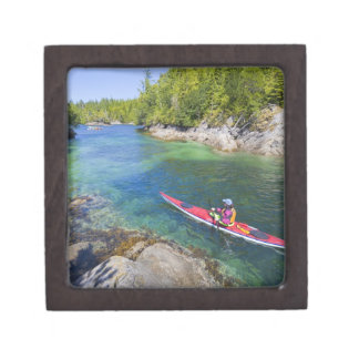 Canada, British Columbia, Vancouver Island. Sea 2 Premium Keepsake Boxes