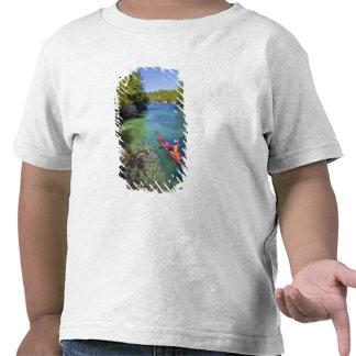 Canada, British Columbia, Vancouver Island. Sea Tshirt