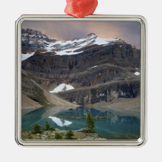 Canada, British Columbia, Yoho National Park. Metal Ornament