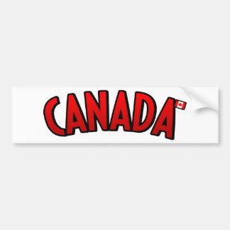 Canada Bumper Sticker