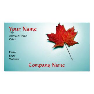 canada business card