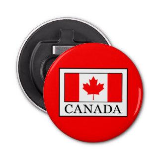 Canada Button Bottle Opener