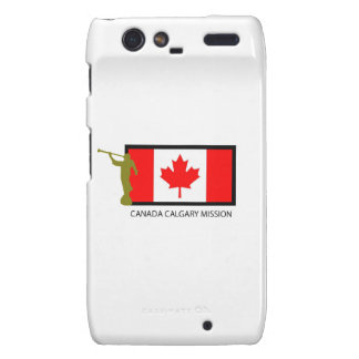CANADA CALGARY MISSION LDS CTR MOTOROLA DROID RAZR COVER