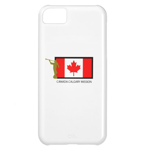 CANADA CALGARY MISSION LDS CTR COVER FOR iPhone 5C