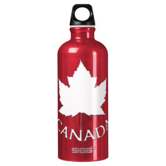 Canada Canada Flag Souvenir Bottle