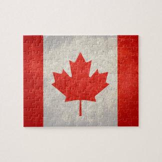 Canada; Canadian Flag Puzzle