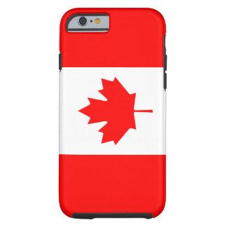 Canada - Canadian Flag Tough iPhone 6 Case
