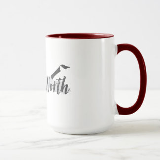 Canada Canadian Goose True North Mug