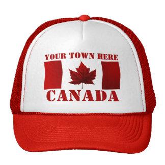 Canada Caps Personalized Canada Souvenir Hats Caps