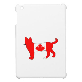 Canada Cat iPad Mini Cases