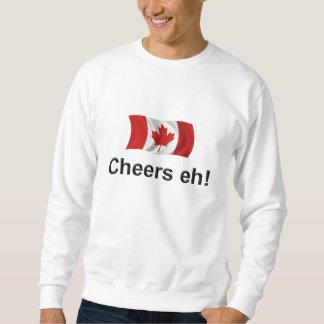 Canada Cheers, eh! Sweatshirt
