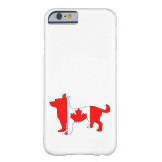Canada Chihuahua Barely There iPhone 6 Case