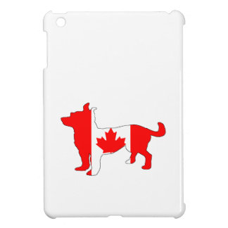 Canada Chihuahua Case For The iPad Mini