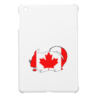 Canada Chinchilla iPad Mini Cases