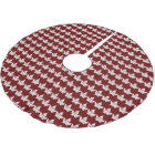 Canada Christmas Tree Skirt Cool Canada Maple Leaf