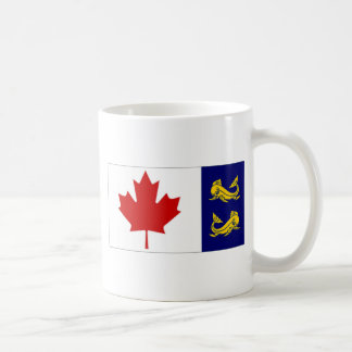 Canada Coast Guard Flag Coffee Mug