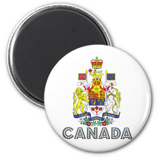 Canada Coat of Arms Magnet