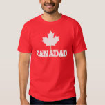 Canada Dad - Canadian Father's Day Gift - Canadad Tee Shirts
