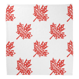 Canada Day Celebration Bandana