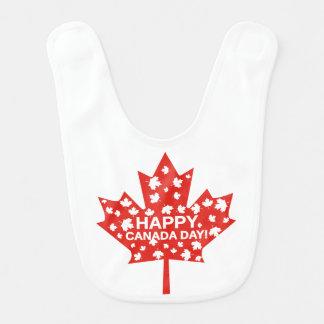 Canada Day Celebration Bib