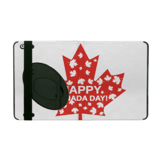 Canada Day Celebration Cases For iPad