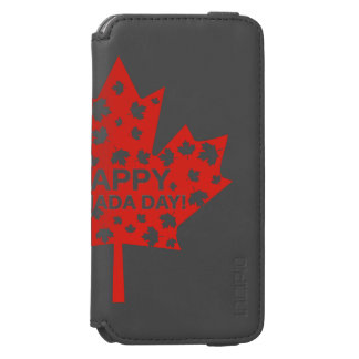 Canada Day Celebration Incipio Watson™ iPhone 6 Wallet Case