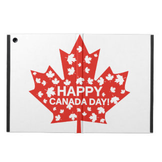 Canada Day Celebration iPad Air Covers