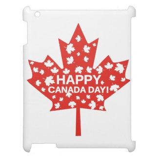 Canada Day Celebration iPad Cases