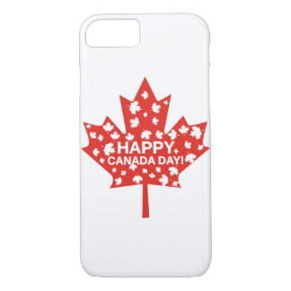 Canada Day Celebration iPhone 8/7 Case