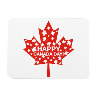 Canada Day Celebration Magnet