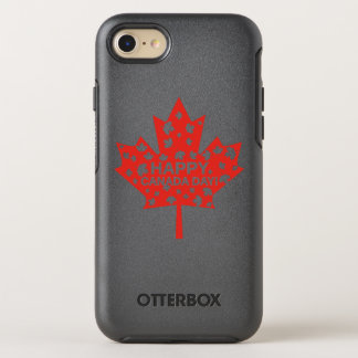 Canada Day Celebration OtterBox Symmetry iPhone 8/7 Case