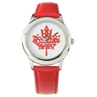 Canada Day Celebration Watch