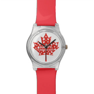 Canada Day Celebration Watch