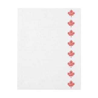 Canada Day Celebration Wraparound Address Label