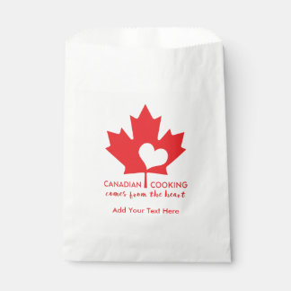 Canada Day Gourmet Favour Bag
