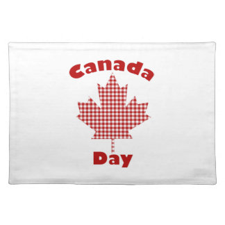 Canada Day Home Decor Place Mat