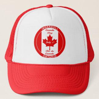 CANADA DAY INGERSOLL Baseball Cap
