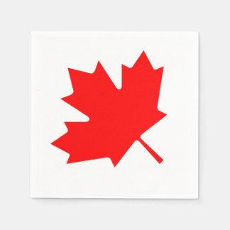 Canada Day  set of 50 Napkins Paper Napkins