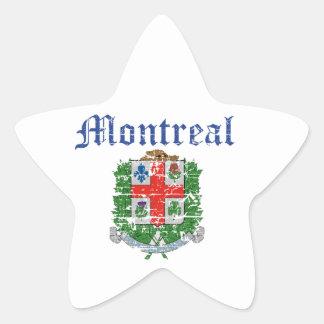 canada designs star sticker