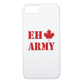 Canada Eh Army iPhone 8/7 Case
