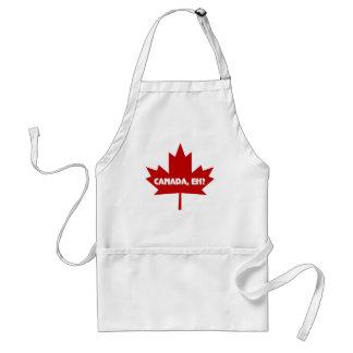 Canada, Eh ! Standard Apron