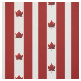 Canada Fabric Canada Flag Fabric Customized Fabric
