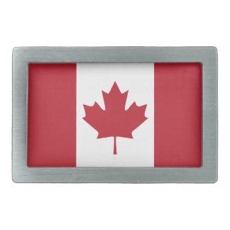 Canada Flag Belt Buckle