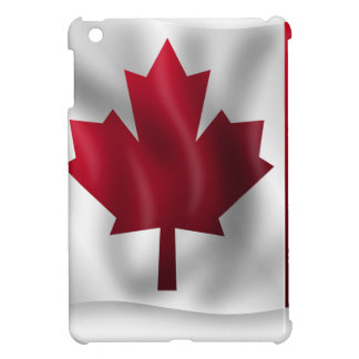 Canada Flag Canadian Country Emblem Leaf Maple iPad Mini Covers
