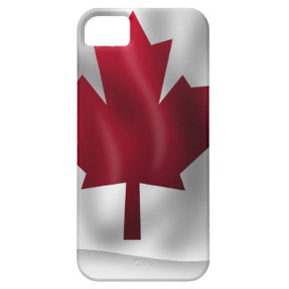 Canada Flag Canadian Country Emblem Leaf Maple iPhone 5 Case