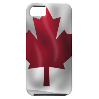 Canada Flag Canadian Country Emblem Leaf Maple iPhone 5 Cover