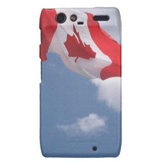 Canada Flag Motorola Droid RAZR Case